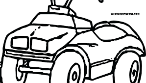 four wheeler coloring pages. Modren Wheeler 4 Wheeler Coloring Pages H Four   And Four Wheeler Coloring Pages