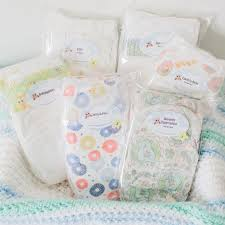 Abby And Finn Size Chart Mother Earth Diaper Variety Pack Size 3