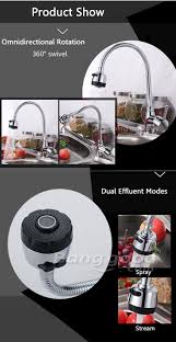 Low Pressure In Kitchen Faucet