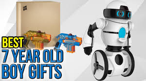10 best 7 year old boy gifts 2017