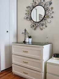 Painting Laminate Bedroom Furniture Malm I Would Use White Stained Oak Drawers And Add White Shaker