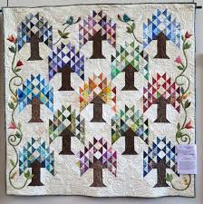 tree of life quilt pattern | Tree-of-Life-by-Ann- | Misc cool ... & tree of life quilt pattern | Tree-of-Life-by-Ann- Adamdwight.com