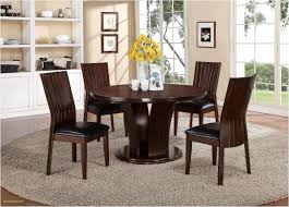 Elegant Kitchen Table With Leaf And Chairs Archeonauteonlus