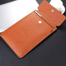 for ipad pro 10 5 sleeve case with pencil holder slot pu leather protective cover bag for