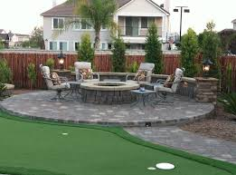 concrete patio designs with fire pit. Fancy Concrete Patio Designs With Fire Pit For Interior Home Design Makeover P