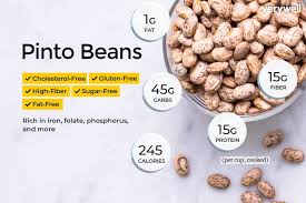 pinto beans nutrition facts and health benefits