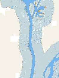 Inland Waterways 1r5dk980 Marine Chart Ii_1r5dk980