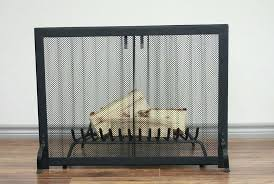 creative ideas home depot fireplace screen safety glass screens canada