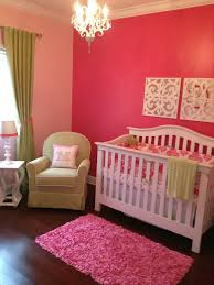 Nursery Color Schemes Pictures Options U0026 Ideas  HGTVBaby Girl Room Paint Designs