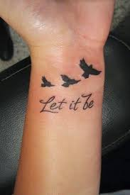 Small Quote Tattoos Custom Tattoo Art And Style ™� Sexy Bird Small Quote Tattoos For