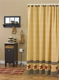 country star shower curtain 72 x 72