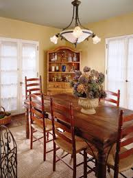 Wonderful Inspiration Country Dining Room Brockhurststudcom - Country dining room pictures