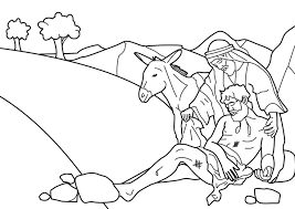 Small Picture samaritan coloring pages 100 images samaritan story from jesus