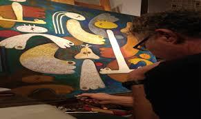 Painting Class – Alberto Godoy