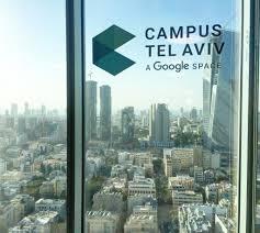 google tel aviv campus. a google space campus tel aviv tel aviv o