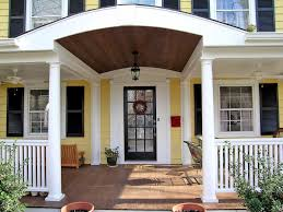 front porch great home exterior design with small front porch