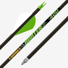 Easton Gamegetter Arrow Chart Gold Tip Hunter Xt Series Arrows