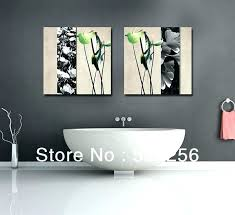 Modern bathroom art Painting Bathroom Modernfurniture Collection Bathroom Artwork Charming Artwork For Bathroom Walls Bathroom Wall