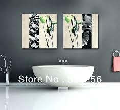 Modern bathroom art Painting Bathroom Modernfurniture Collection Bathroom Artwork Charming Artwork For Bathroom Walls Bathroom Wall