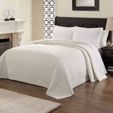 Buy Twin Bedspreads from Bed Bath & Beyond & French Tile Twin Bedspread in White Adamdwight.com
