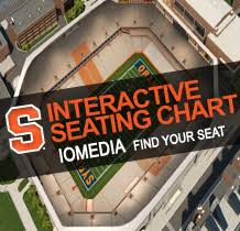Syracuse Football Dome Seating Chart Carrier Dome Home Carrier Dome Syracuse University