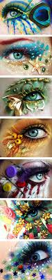 stunning eye make up art a bit much for me personally but these looks are amazingly fun for the right occasion