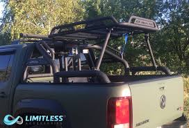Off-Road: Limitless® Off-Road / Limitless ROCKY Off-Road rollbar