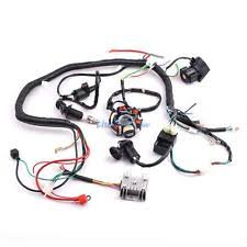 atv harness electrics wire magneto stator wiring harness gy6 125cc 150cc atv quad go kart