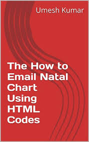 The How To Email Natal Chart Using Html Codes Kindle