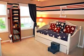 Patriotic Bedroom Decorating Ideas Red Blue And White Patriotic Stripe Bedroom  Decorating Idea Bedroom Decorating Ideas . Patriotic Bedroom Decorating  Ideas ...