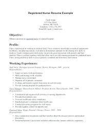 Nursing Student Resume Samples New Nursing Graduate Resume Sample Practical Student Template Cover