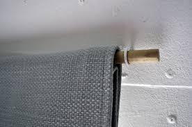 Diy Curtain Rods Cheap Diy Curtain Rods A Small Life