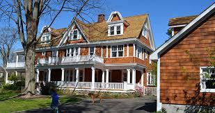 shingle siding house. Cedar Shingle Siding House R