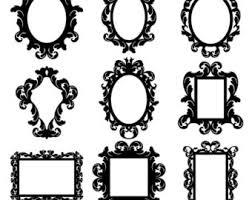 mirror clipart free. pin mirror clipart victorian #1 free