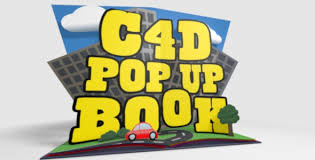 Popup Book Templates C4d Pop Up Book By Buckplugs Videohive