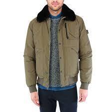 Penfield Greenhill Bomber Jacket Lichen