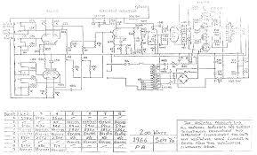 marshall schematics amp schematic 3x ecc83 1x ecc82 4x kt88 marshall 1970