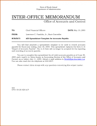 Memorandum Format Business Plan Memo Doc Letter Example Office