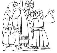 Small Picture Boy Jesus in the Temple Coloring page Free Printable Coloring