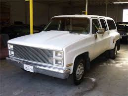 Classic Chevrolet Suburban for Sale on ClassicCars.com - 49 Available