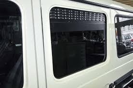 Lüftungsbleche Für Seitenfenster Mercedes G Nakatanenga 4x4