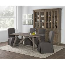 rustic gray dining table. Aubrey Rustic Grey 72-inch Dining Table By Kosas Home - Free Shipping Today Overstock 18350940 Gray H