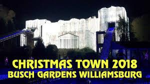town at busch gardens williamsburg 2018 attractions magazine