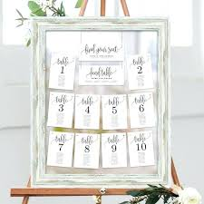 Poster Seating Charts For Wedding Receptions Seating Charts For Weddings Template Jennifermccall Me