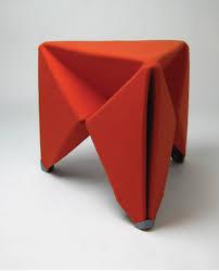 Felt Design Ideas The Morgan Felt Folding Stool Design Ideas