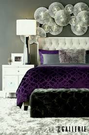 purple and gray bedroom decorating ideas grey design green also