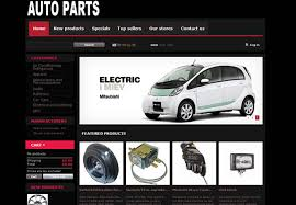 auto parts website template 20 free prestashop themes flashuser