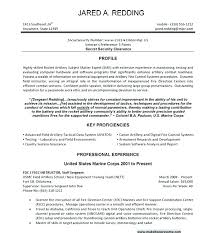 Marine Corps Resume Examples Inspiration Infantry Resume Infantryman Job Description Infantry Resume Examples