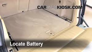 Battery Replacement 2007 2013 Bmw X5 2008 Bmw X5 3 0si 3 0l 6 Cyl