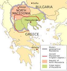 North macedonia (macedonia until february 2019), officially the republic of north macedonia, is a country in southeast europe. Macedonia Naming Dispute Wikipedia